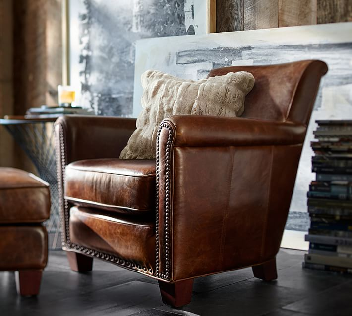 Irving Leather Chair Review Tyres2c